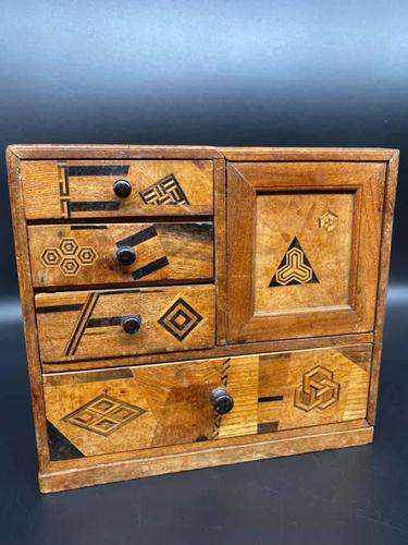 Japanese Miniature Scholars Box (1 of 3)