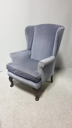 Very Good Victorian Wing Back Chair (1 of 5)