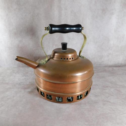 "Copper & Brass ""The Economic"" Quick Boil Kettle (1 of 4)"