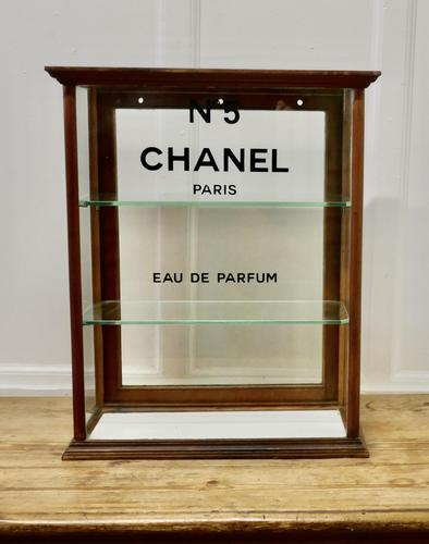 Chemist Shop Perfume Display Cabinet, Chanel No 5 (1 of 5)