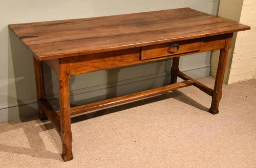 Farmhouse Table 18th Century French Provincial Cherry Wood (1 of 7)