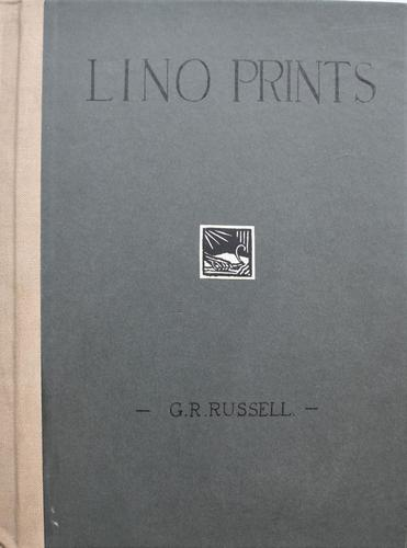 Album of 10 Woodblock Prints by Geoffrey Robert Russell (1 of 12)