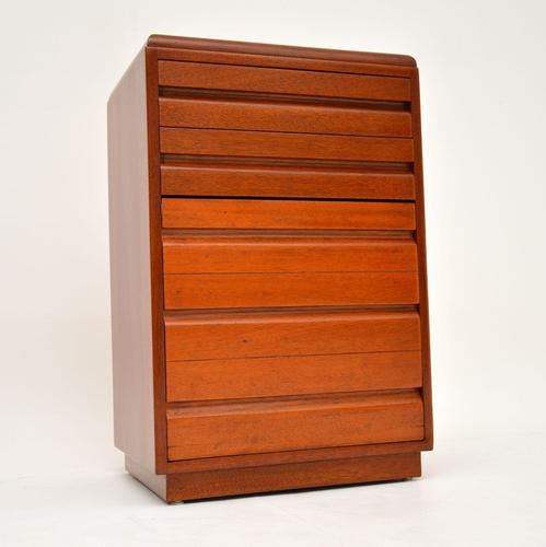 Art Deco Mahogany Side Chest of Drawers by Betty Joel (1 of 12)