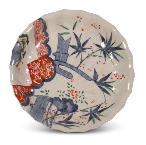 Japanese Imari Bowl (1 of 4)