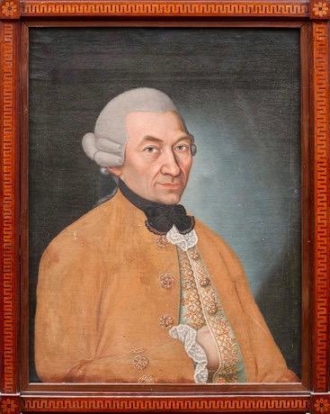 Georgian Portrait of a  Gentleman (1 of 3)