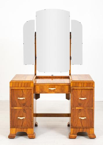 Very Stylish Art Deco Dressing Table (1 of 9)
