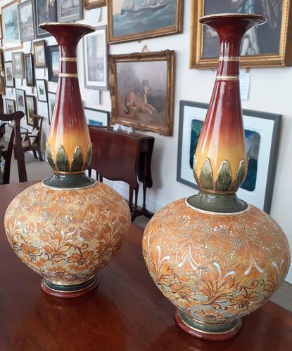 Royal Doulton Vases (1 of 6)