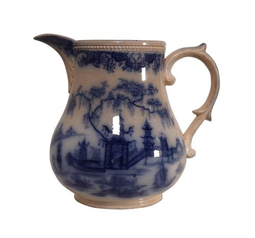 Blue and White Jug (1 of 6)