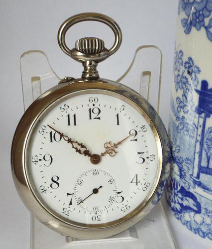 Antique 1920s Moeris Pocket Watch (1 of 5)