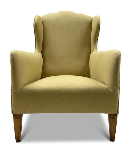 Wing-back Armchair (1 of 3)
