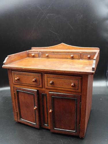 Well Made Victorian Apprentice Cabinet (1 of 5)