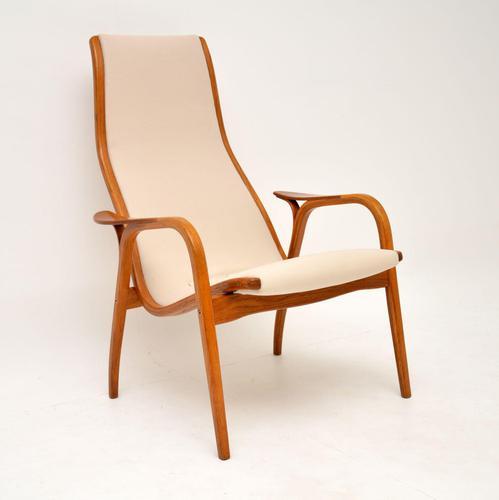 1960's Vintage Swedish Teak Lamino Armchair by Yngve Ekstrom (1 of 12)