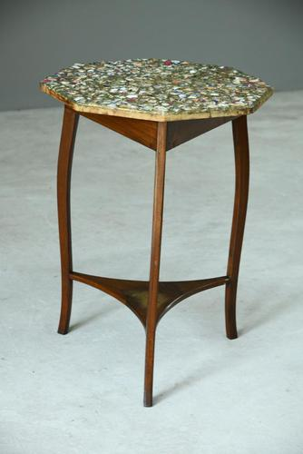 Pottery Shard Occasional Table (1 of 13)