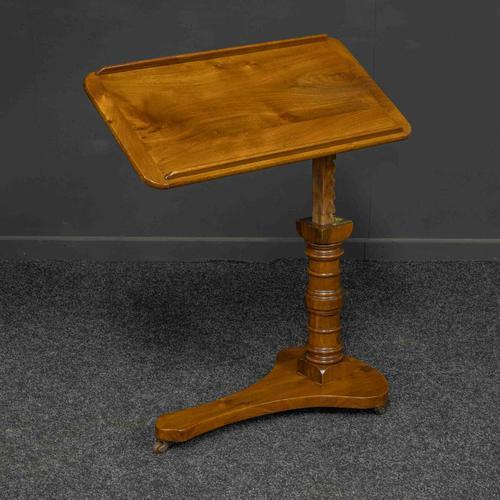 Victorian Walnut Reading Table (1 of 8)