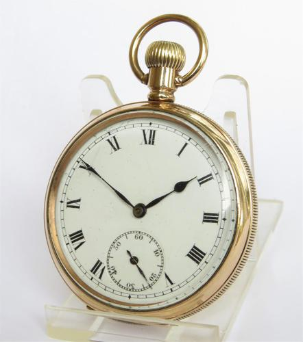 1930s Revue Pocket Watch for Whittakers (1 of 5)