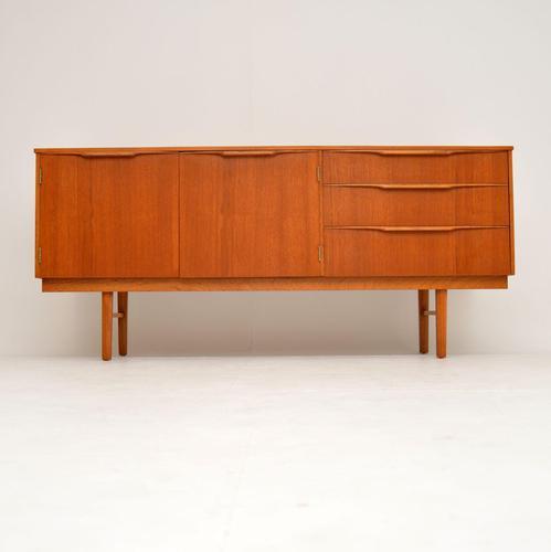 1960's Vintage Teak Sideboard (1 of 10)