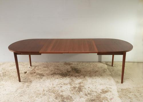1960's Mid Century Danish Long Extendable Dining Table (1 of 6)