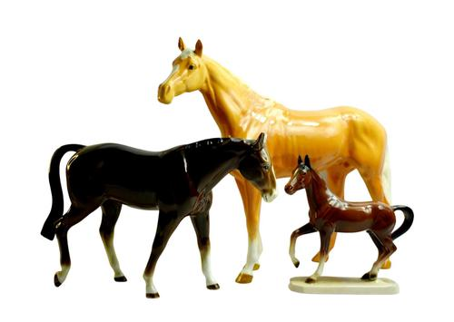 Large Beswisk Palomino Horse and 2 others (1 of 22)