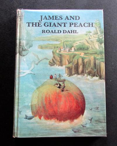 1967 1st Edition, James & The Giant Peach - A Children's Story by Roald Dahl (1 of 5)
