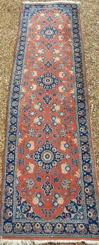Antique Ardabil Carpet Runner (1 of 8)