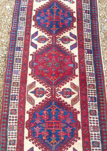 Antique Sarab Carpet Runner (1 of 8)
