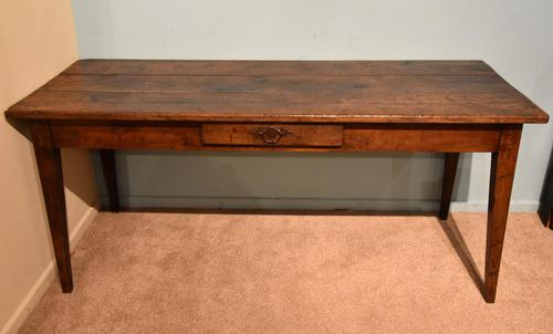19th Century French Dining Farmhouse Table (1 of 5)