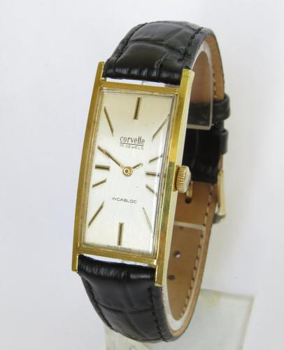 1960s mid-size Corvette wrist watch (1 of 5)