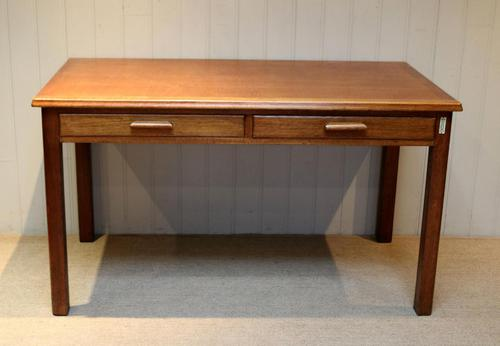 Oak Writing Desk (1 of 10)