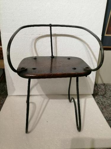 Arts & Crafts Folk Art Child's Chair (1 of 8)