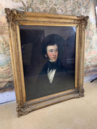 Superb Victorian Portrait of Gentleman (1 of 5)