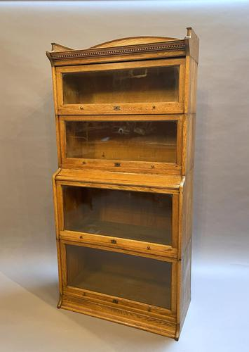 Globe Wernicke Type Bookcase by Lebus (1 of 14)