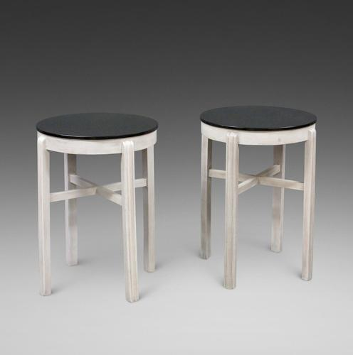 Pair of Art Deco Side Tables (1 of 6)