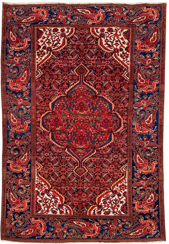 Antique Malayer Rug (1 of 11)