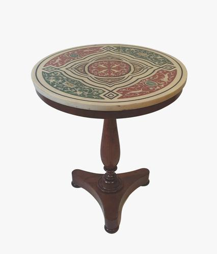 Stunning 19th Century Occasional or Lamp Table (1 of 5)