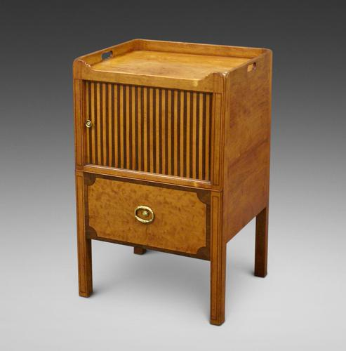 Rare Tray-top Commode Attributed to Gillows (1 of 7)