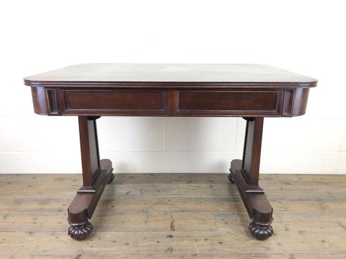 Antique Mahogany Occasional Table (1 of 16)