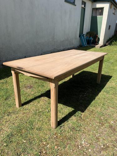 Elm Farmhouse Table 2m (1 of 10)