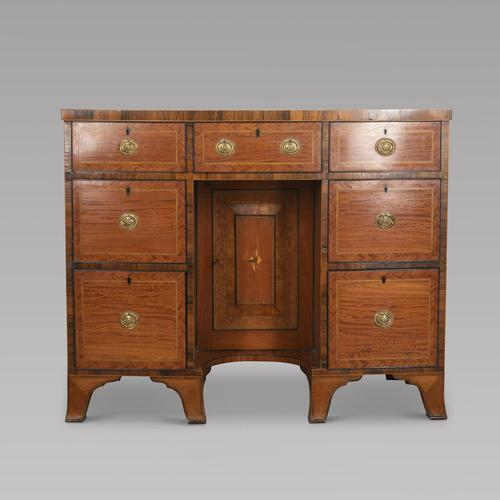 19th Century Inlaid Chest of Drawers by A.B. Daniell & Sons (1 of 5)