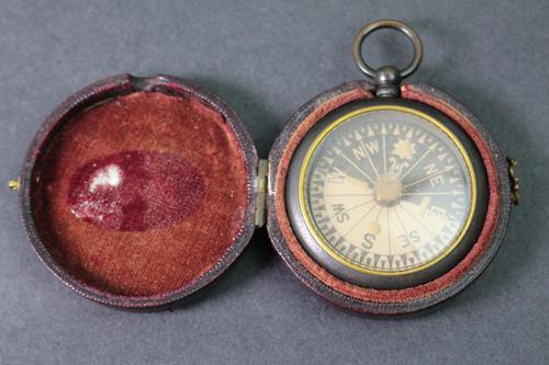 Victorian Pocket Compass (1 of 5)