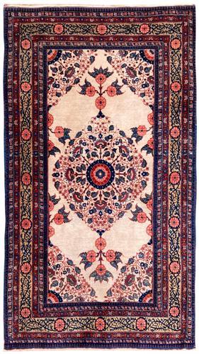Antique Mashad Rug (1 of 8)