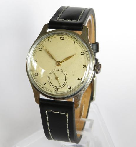 Gents Large Tissot Wrist Watch, 1943 (1 of 5)