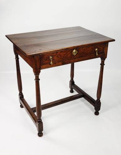 Early 18th Century Side Table (1 of 9)
