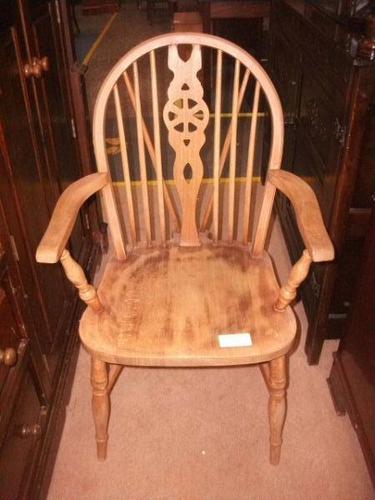 Wheelback Arm Chair (1 of 1)