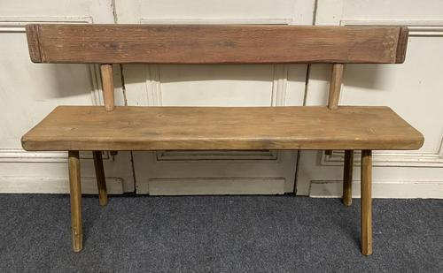 Primitive French Bench (1 of 8)