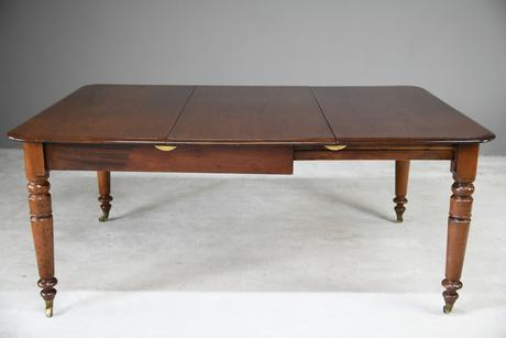 Antique Victorian Extending Dining Table (1 of 13)