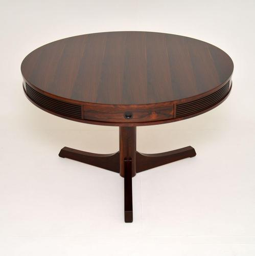 Rosewood Vintage Dining Table by Robert Heritage for Archie Shine (1 of 12)
