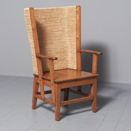 Large Pine Frame Orkney Chair (1 of 9)