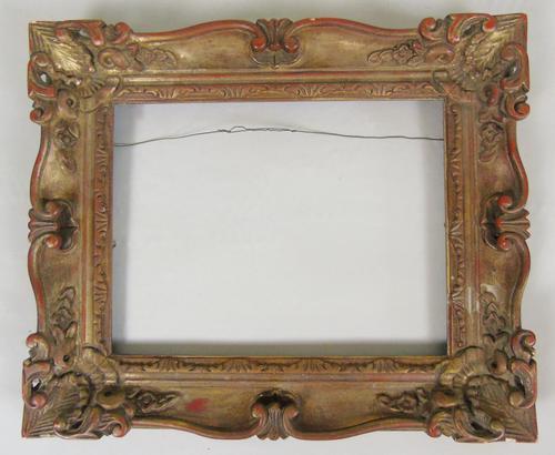 Good Gilt Swept Picture Frame c.1920 No 8 (1 of 3)
