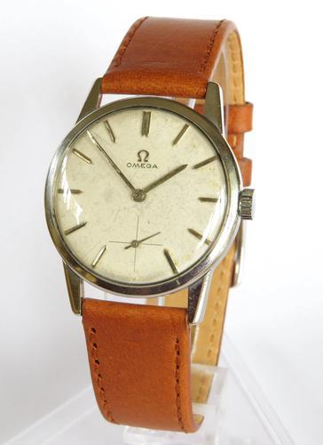 Gents Omega Wrist Watch, 1963 (1 of 5)