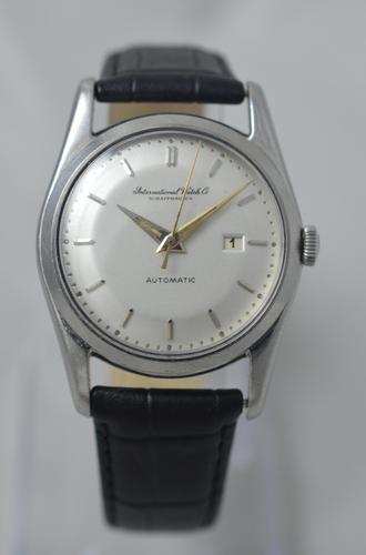 1956 IWC Automatic Wristwatch (1 of 6)